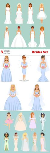 Vectors -- Brides Set