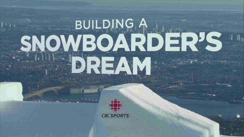 Building A Snowboarder's Dream (2017) 720p HDTV x264-aAF