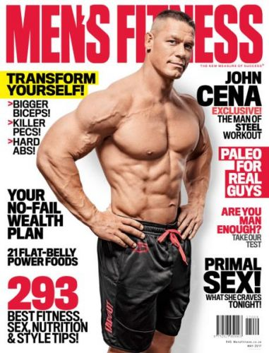 Men's Fitness South Africa -- May 2017