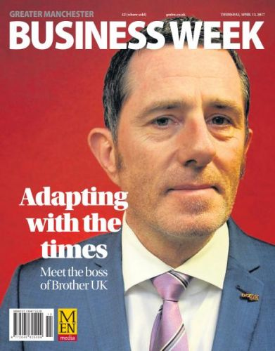 Greater Manchester Business Week - April 13, 2017