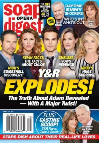Soap Opera Digest -- 17 April 2017