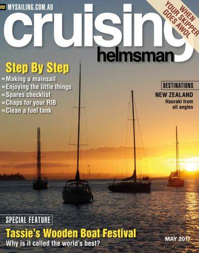 Cruising Helmsman -- May 2017
