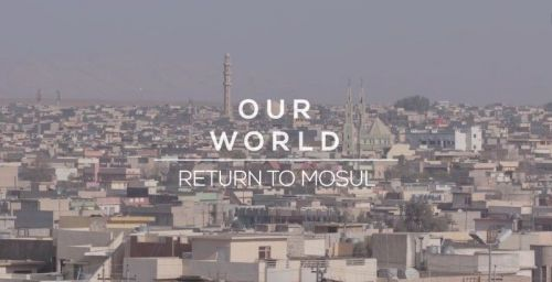BBC Our World 2017 Return to Mosul 720p HDTV x264 AAC MVGroup