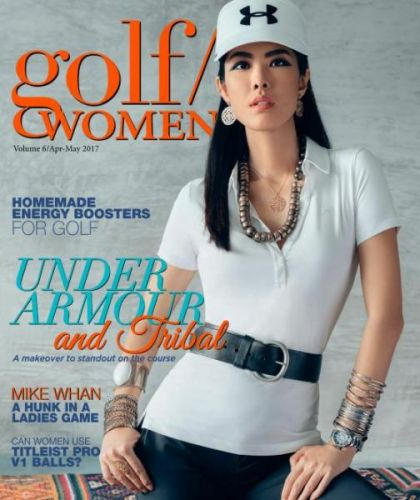 Golf Women Singapore - April-May 2017