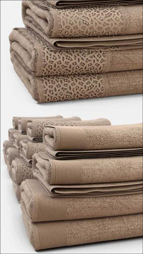Best of The Week 3D Model Towels