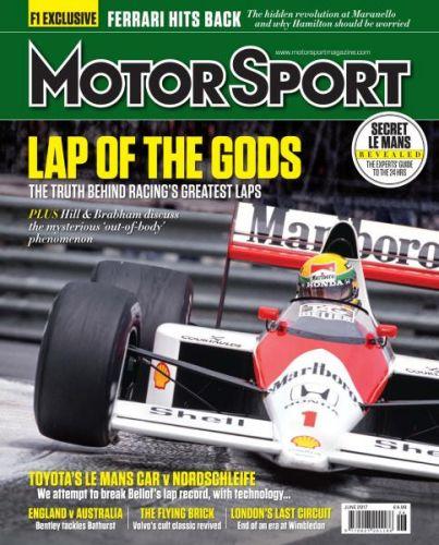 Motor Sport  June 2017