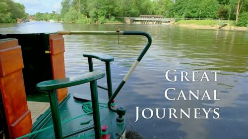 Channel 4 Great Canal Journeys Series 3 (2015)