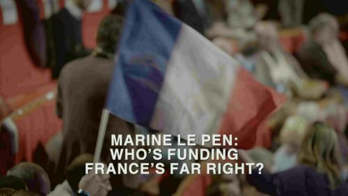 BBC Panorama - Marine Le Pen Who's Funding France's Far Right (2017) 720p HDTV x264-DEADPOOL