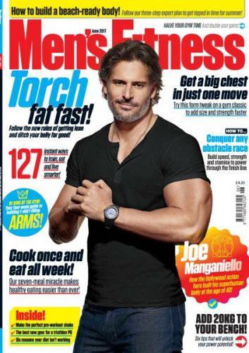 Men's Fitness UK -- June 2017