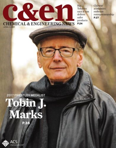 Chemical & Engineering News 3 April 2017