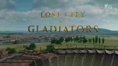 SBS - Lost City Of The Gladiators (2017) 720p HDTV x264-CBFM