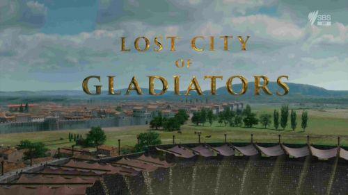 SBS - Lost City Of The Gladiators (2017) 720p HDTV x264-CBFM