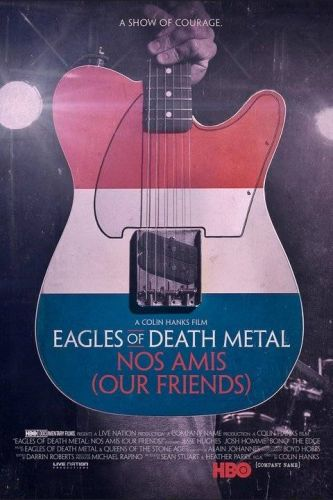 Eagles of Death Metal Nos Amis (2017) 720p HDTV x264-aAF