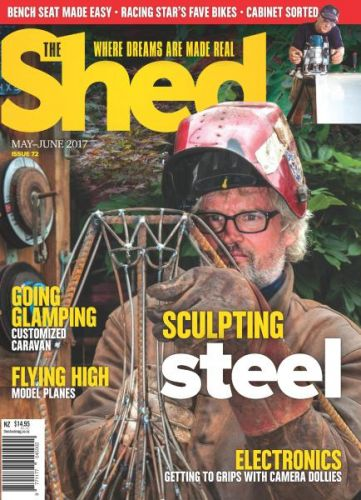 The Shed - May-June 2017