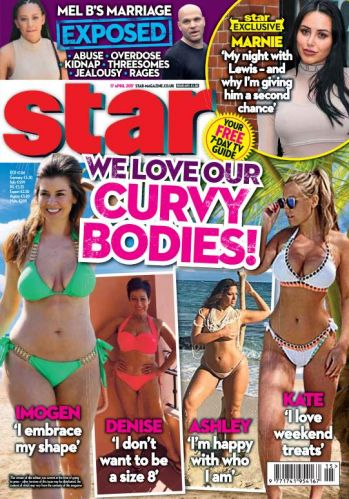 Star Magazine UK -- 17 April 2017