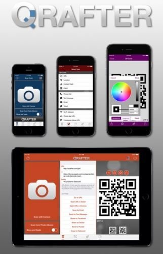 Qrafter Pro - QR Code Reader and Generator v16.0