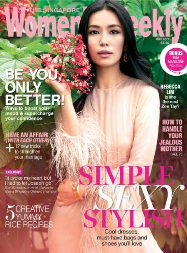 The Singapore Women's Weekly -- May 2017