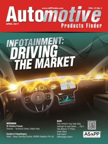 Automotive Products Finder -- April 2017