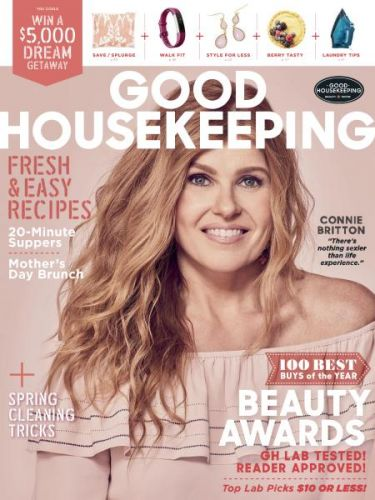 Good Housekeeping USA -- May 2017