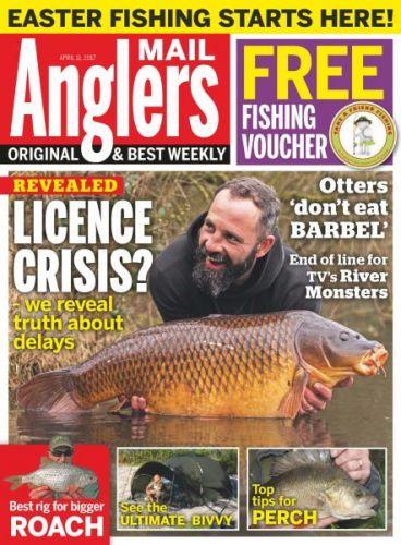Angler's Mail -- April 11, 2017