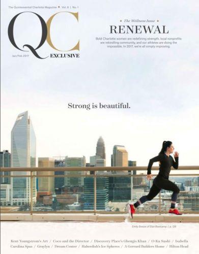 QC Exclusive Magazine - January-February 2017