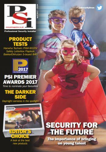 PSI. Professional Security Installer -- April 2017