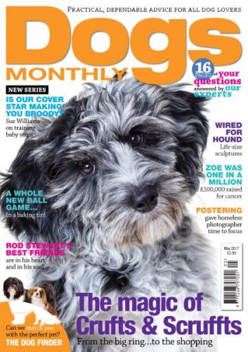 Dogs Monthly -- May 2017
