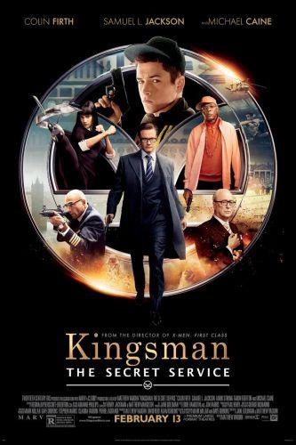Kingsman The Secret Service 2014 1080p Bluray x265 HEVC 10bit AAC 7.1 Tigole [UTR]