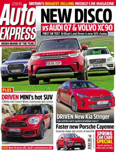 Auto Express - Issue 1468 - 12-18 April 2017