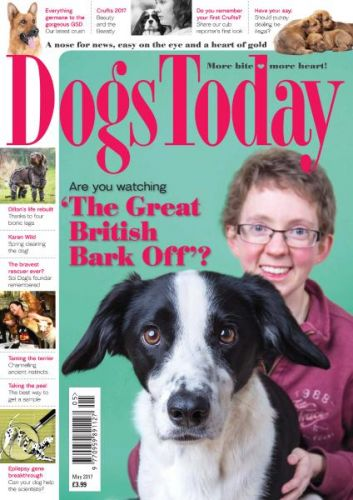Dogs Today UK -- May 2017