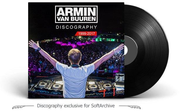 Armin van Buuren Discography (1999-2017)