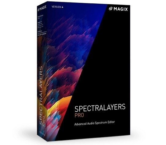 MAGIX SpectraLayers Pro 4.0.87 + Crack