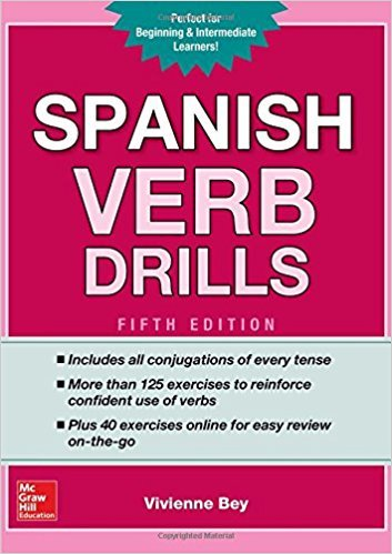 Spanish Verb Drills, Fifth Edition