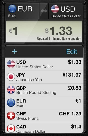 Currency Converter HD: Exchange Rate Calculator v2.4.5.0