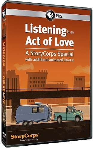 PBS - POV Listening is an Act of Love A StoryCorps Special (2013) 720p HDTV x264-W4F