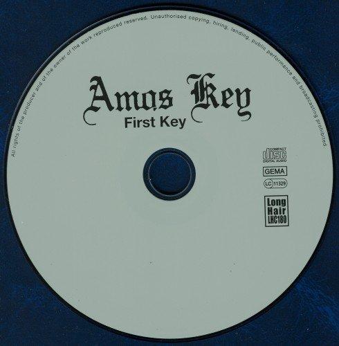 Amos Key - First Key (2016) (FLAC)