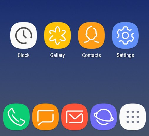 S8 V2 Theme Download