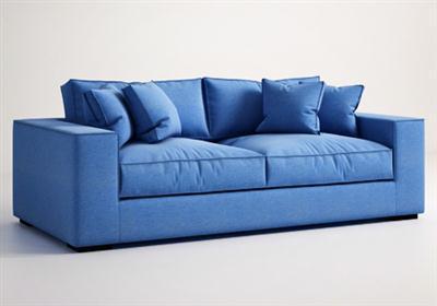 Manchester Sofa 3D Model