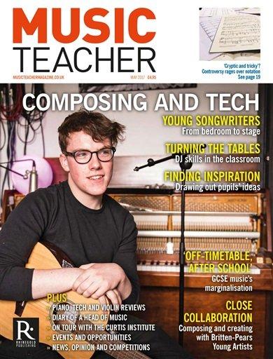 Music Teacher -- May 2017