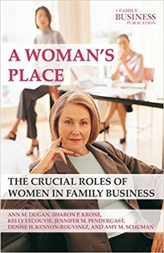 A Woman's Place The Crucial Roles of Women in Family Business