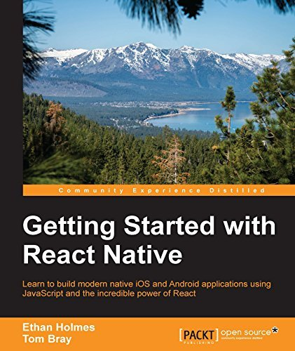 Getting Started with React Native by Ethan Holmes