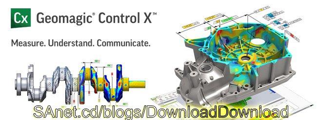 Geomagic Control X 2017.0.3 190219