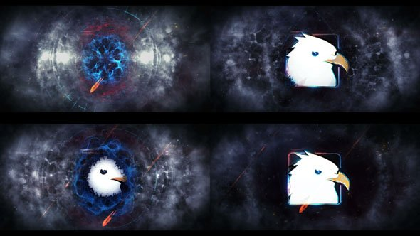 Energetic Epic logo - Project for After Effects (Videohive)