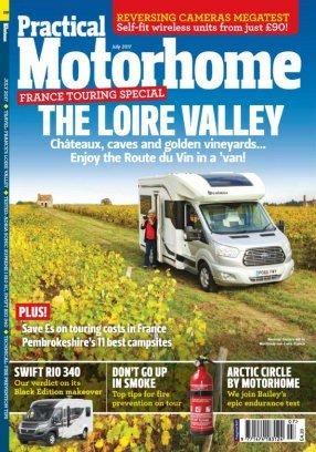Practical Motorhome -- July 2017