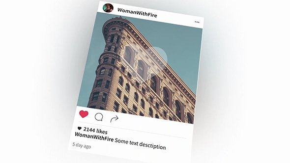 Instagram Promo 18713960 - Project for After Effects (Videohive)