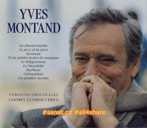 Yves Montand - Yves Montand Versions Originales [2CD] (1988)