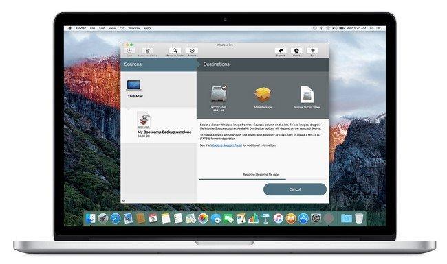 Winclone Pro 6.1.5 (MacOSX)