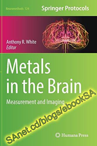 Metals in the Brain Measurement and Imaging (Neuromethods)