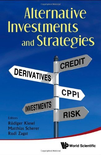 Rüdiger Kiesel – Alternative Investments and Strategies!