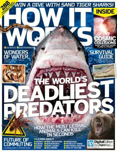 How It Works - Issue 76 2015
